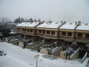Ghiaccio e neve